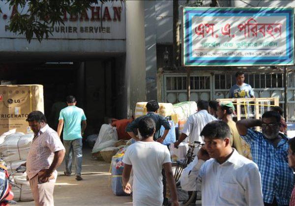 sa paribahan parcel courier service Bangladesh
