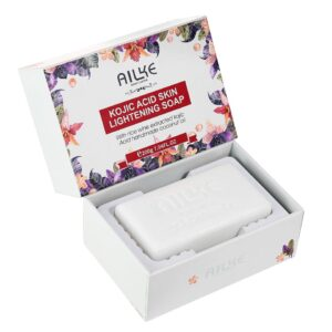 AILKE KOJIC ACID SKIN LIGHTENING SOAP