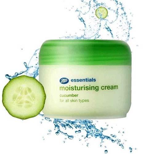 Boots Essentials Cucumber Moisturising Cream