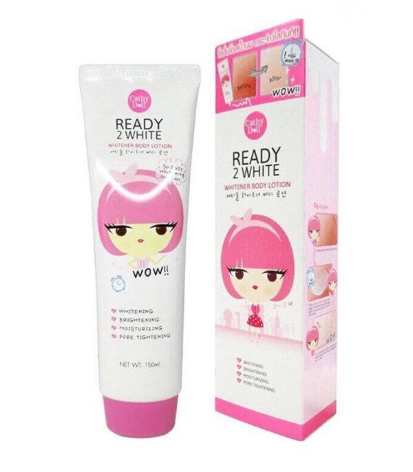 Cathy Doll Ready 2 whitener body lotion 150ml