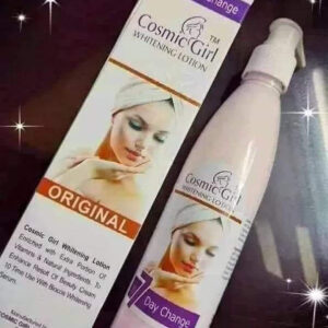 Cosmic Girl permanent body whitening