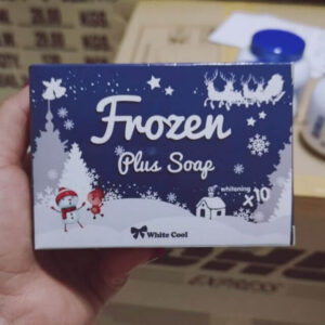 Frozen Collagen Whitening Soap