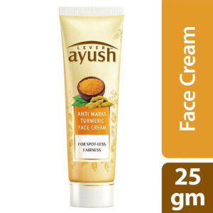 Lever Ayush Face Cream Anti Marks Turmeric 25g