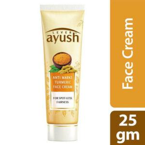 Lever Ayush Face Cream Anti Marks Turmeric 25g