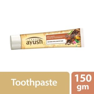 Lever Ayush Toothpaste Anti Cavity Clove Oil 150g