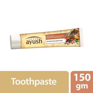 Lever Ayush Toothpaste Anti Cavity Clove Oil 150g