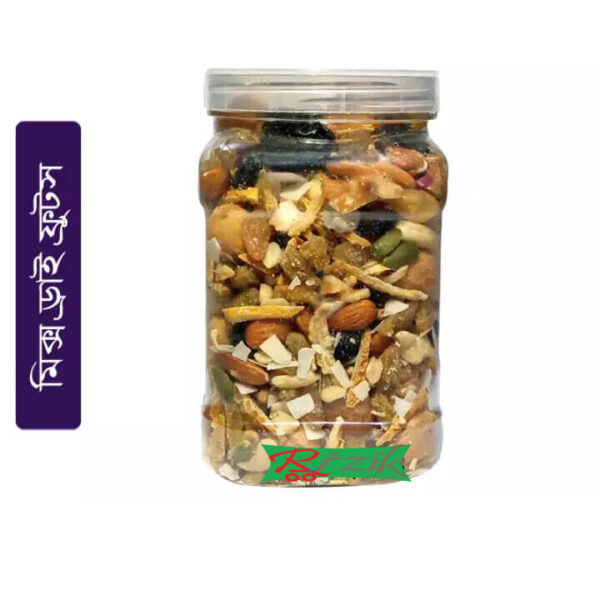 Mixed Dry fruits & nuts 17 item