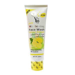 Y C Whitening Face Wash with Lemon