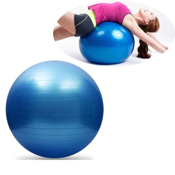 Yoga massage ball Blue