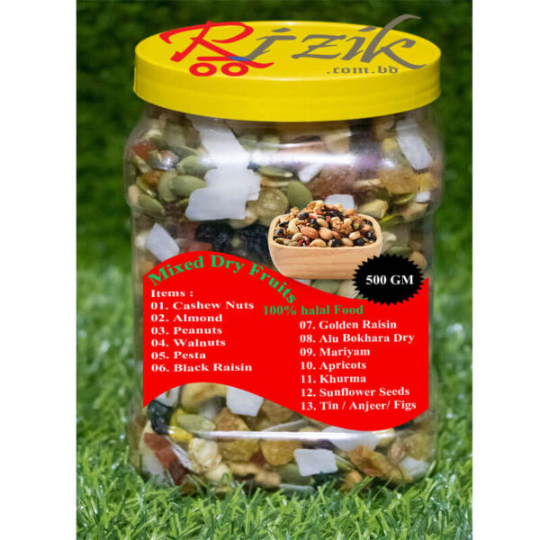 dry fruit 12 item